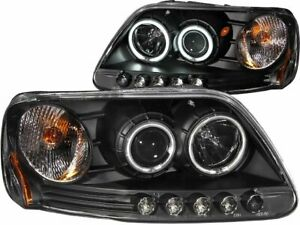 For 1997 2003 Ford Expedition Headlight Set Anzo 86949mr 1998 1999 2000 2001