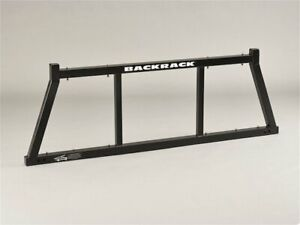 For Ford F250 Super Duty Cab Protector And Headache Rack Backrack 43279rq