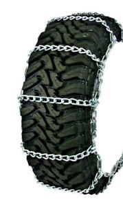 Rud Wide Base Non cam 10 16 5 Truck Tire Chains 3210r