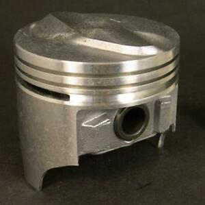 Keith Black Pistons Cast Dome 4 094 Bore 5 64 5 64 3 16 Ring Chevy Bb Setof8