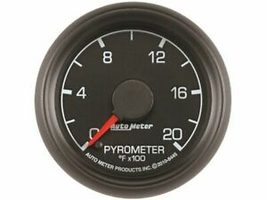 For 1999 2007 Ford F250 Super Duty Boost Pyrometer Gauge Auto Meter 55773rk