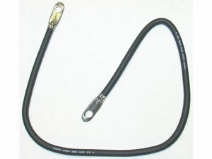 For 1985 1986 Ford Ranger Battery Cable Ac Delco 77569sc