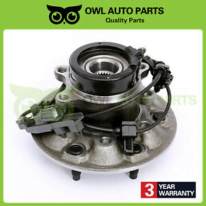 Front Passenger Wheel Hub Bearing For Chevrolet Colorado Canyon W Abs 4x4 515111