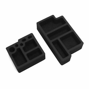 Center Console Organizers 2pc Inserts Washable Fits Ford Explorer 2011 2019