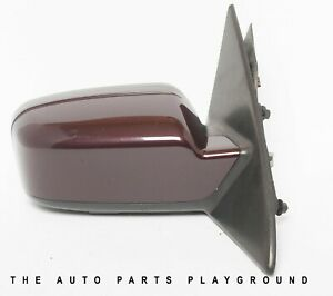 2011 2012 Ford Fusion Passenger Right Side Power Door Mirror Oem