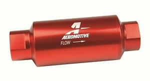 Aeromotive Fuel Filter 10 An Oring Female In 10 An Oring Female Outlet 12304