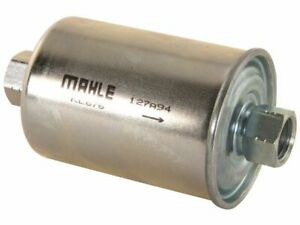 For 1994 1999 2001 2004 Land Rover Discovery Fuel Filter In Line Mahle 42336tg
