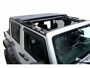 For 2007 2017 Jeep Wrangler Soft Top Rampage 88939rp 2008 2009 2010 2011 2012