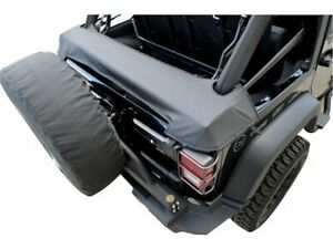For 2007 2017 Jeep Wrangler Soft Top Storage Boot Rampage 98849sy 2008 2009 2010