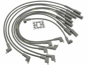 For 1957 1958 Plymouth Plaza Spark Plug Wire Set Smp 64618cg