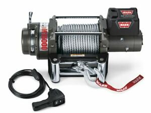 For 1987 1995 1997 2006 Jeep Wrangler Winch Warn 36145nw 1988 1989 1990 1991