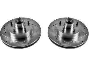 For 1977 1978 Chevrolet Caprice Brake Rotor Set Front Power Stop 32976cw