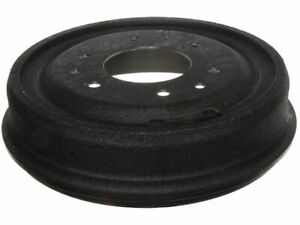 For 1970 Chevrolet G10 Van Brake Drum Ac Delco 44119hb