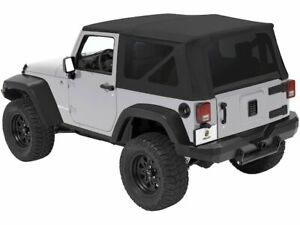 For 2007 2016 Jeep Wrangler Soft Top Bestop 37412qv 2008 2009 2010 2011 2012