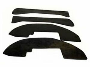 For Dodge Dakota Suspension Body Lift Gap Guard Performance Accessories 97457hc