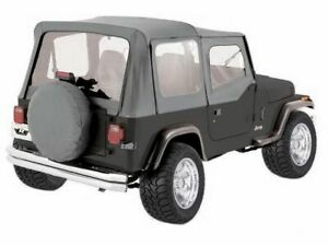For 1987 1995 Jeep Wrangler Soft Top Rampage 42555pt 1988 1989 1990 1991 1992
