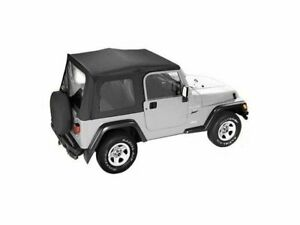 For 1997 2002 Jeep Wrangler Soft Top Pavement Ends 86244df 1998 1999 2000 2001