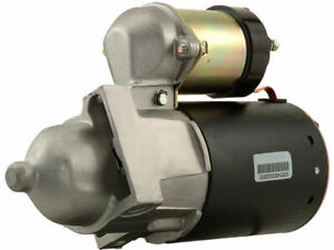 For 1982 1990 Gmc S15 Starter Remy 86443yv 1983 1984 1985 1986 1987 1988 1989