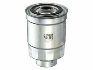 For 1982 Chevrolet Luv Fuel Filter Fram 12875dy 2 2l 4 Cyl