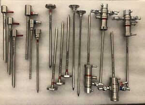 Conmed Linvatec Miscellaneous Arthroscopy 16 Instruments