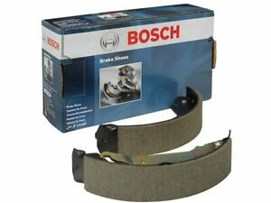 For 1965 1968 Pontiac Grand Prix Brake Shoe Set Rear Bosch 71416wb 1966 1967