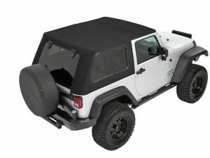 For 2007 2017 Jeep Wrangler Soft Top Bestop 84821nq 2008 2009 2010 2011 2012