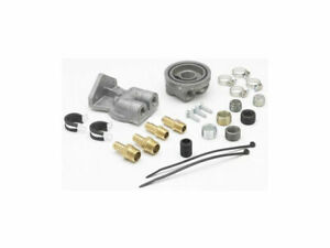 For 2015 Ford Expedition Oil Filter Remote Mounting Kit 13298ry
