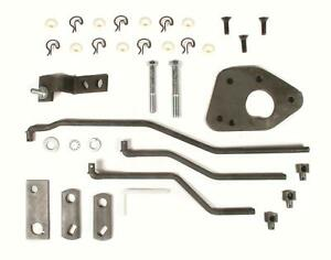 Hurst Shifter Installation Kit Competition Plus Top Loader 433 Ford Mercury Kit