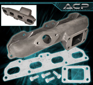 For 95 99 Mitsubishi Eclipse 2 0l 420a Dohc Jdm Cast Iron Turbo Exhaust Manifold