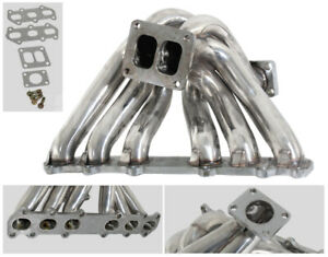 For Toyota Supra 1jz Gte Standard T4 Perform Turbo Charger Manifold Exhaust