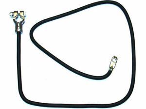 For 1966 1968 Volvo 122 Battery Cable Smp 28379wj 1967 1 8l 4 Cyl