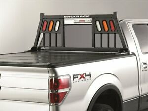 For 2004 Ford F150 Heritage Cab Protector And Headache Rack Backrack 48595sh