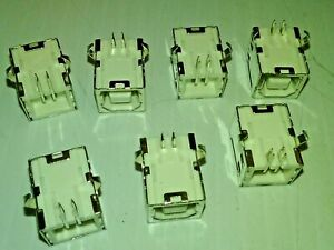 Ubs Connector Type B Female Single Connector 4 Pins lot Of 7 Nnb
