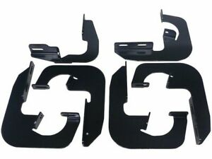 For 2008 2013 Chevrolet Silverado 3500 Hd Running Board Mount Kit Westin 31878jd