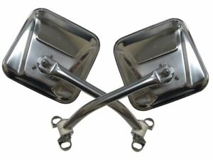 For 1987 1995 Jeep Wrangler Door Mirror Kit Left And Right Rampage 18318db 1988