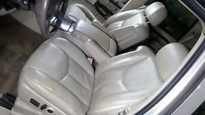 03 06 Cadillac Escalade 3 Row Leather Seat Set Shale 152 Oem Power Heated