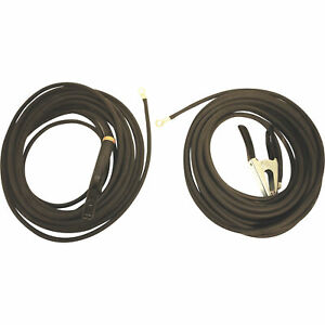 Hobart 2 gauge Premium Welding Cables 2 pc Set 195195