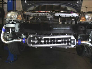 Cxracing Bolt on Intercooler Piping Air Intake Bov Kit For 03 Mazdaspeed Protege