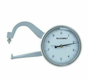 Bluetec Bd p10 Dial Caliper Gauge Range For Pipe Thickness 0 10mm Min 0 05mm_nv
