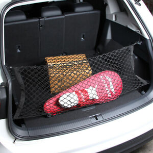 Parts Accessories Car Trunk Cargo Net Mesh Storage Organizer For Subaru Forester