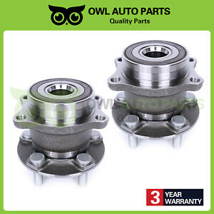 Rear Wheel Hub Bearing Assembly Fit Forester Impreza Legacy Outback 5 Lug 512401