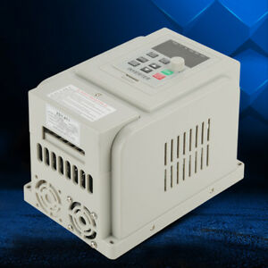 1 5kw Single Phase To 3 three Phase Output Frequency Converter Vfd Ac 220v Usa