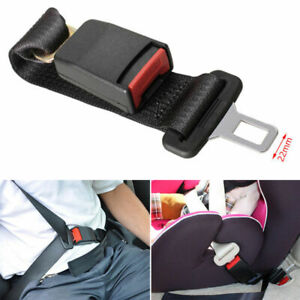 Universal Safety Seatbelt Extender Extension 14 Inch Gm For Car Seat Lap Belt