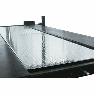 Dannmar Solid Aluminum Deck Option For Commander 4 post Truck Car Lifts