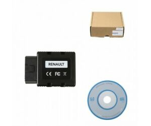 Renault com Bluetooth Diagnostic Programming Tool Fit For Renault Replacement