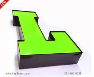 New Channel Letter Business Store Front Signs 14 Custom Made