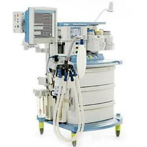 Drager Fabius Gs Anesthesia Machine Refurbished
