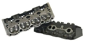 Chevy Gm Gmc 350 5 7 Vortec 906 062 Cylinder Heads Pair No Core