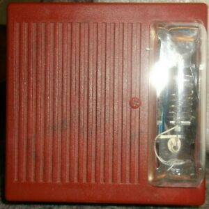 Wheelock Ul Fire Alarm Audible Signal Appliance As 241575 Used 15 75 Security