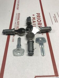 Thule Lock Core Lot 100 Pieces One Key System
